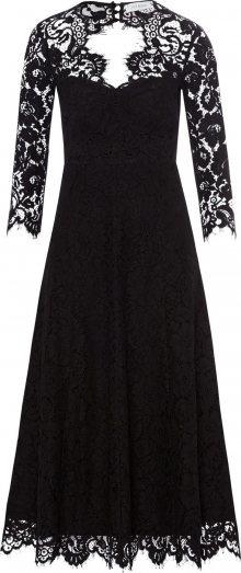 IVY & OAK Společenské šaty černá