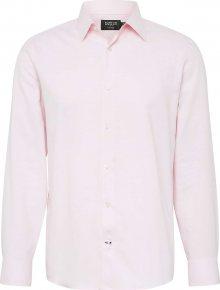 BURTON MENSWEAR LONDON Košile pastelově růžová