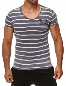 Pánské stylové tričko Tazzio Fashion