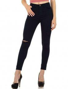 Dámské módní jeansy Milas