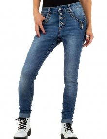 Dámské pohodlné jeansy