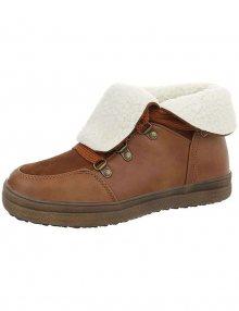 Dámské stylové zimní boty