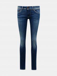 Pepe Jeans modré dámské džíny Slim Fit - XS
