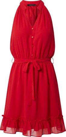 Trendyol Šaty jasně červená