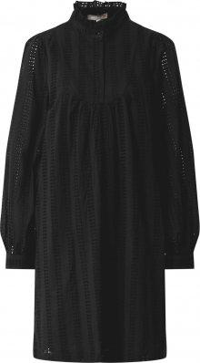 Soft Rebels Košilové šaty \'Amberley\' černá