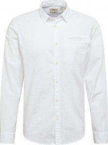 ESPRIT Košile bílý melír