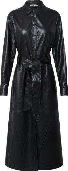 EDITED Košilové šaty \'Helena\' černá