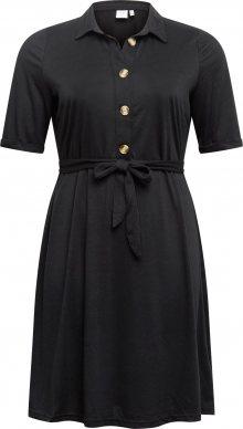 Junarose Košilové šaty \'Jamina\' černá