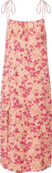 Motel Šaty \'Lotie\' pink / světle růžová