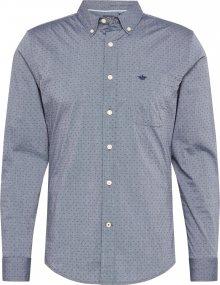 Dockers Košile \'Alpha\' námořnická modř / kouřově modrá