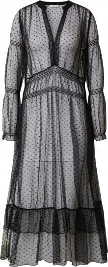 EDITED Šaty \'Marcia\' černá