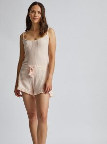 Světle růžový pyžamový overal Dorothy Perkins - M