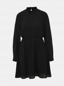 Černé šaty VERO MODA Arwen - M