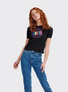 Černé dámské tričko Alcott - S