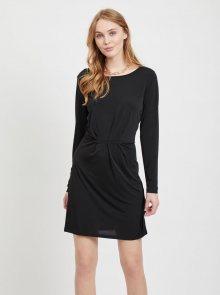Černé šaty VILA Classy - S