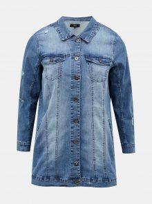 Modrá džínová bunda Zizzi - 50-52