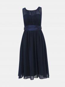 Tmavě modré šaty Dorothy Perkins - S