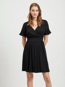 Černé šaty VILA Suvita - S