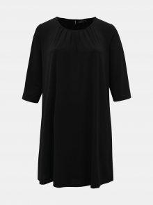 Černé šaty Zizzi Mlila - 50-52