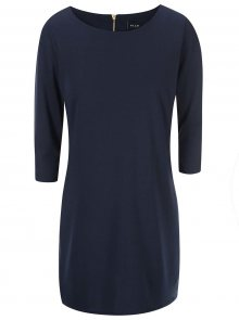 Tmavě modré šaty VILA Tinna