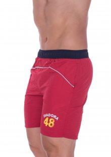 Pánské plavky Diadora 71532 M Červená