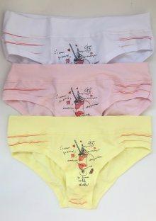 Dámské kalhotky Lovelygirl 3794D L Mix