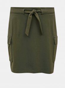 Khaki sukně ONLY