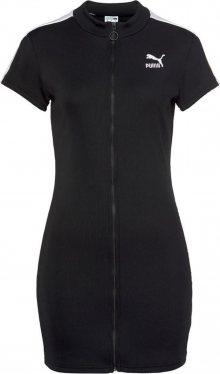PUMA Šaty černá