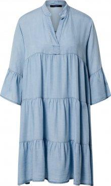 ZABAIONE Košilové šaty \'Polly\' modrá