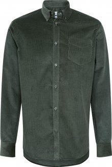 By Garment Makers Košile tmavě zelená