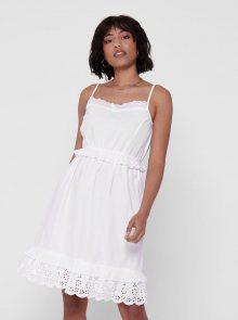 Bílé šaty Jacqueline de Yong - M