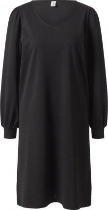 Soyaconcept Košilové šaty \'DENA\' černý melír