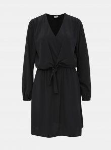 Černé šaty Jacqueline de Yong Pita - S