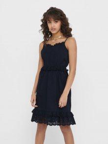 Tmavě modré šaty Jacqueline de Yong - XL