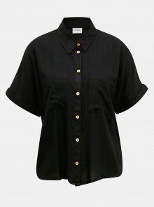 Černá volná košile Jacqueline de Yong Cathy