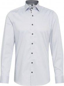 OLYMP Košile \'Level 5\' šedá