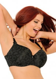 Podprsenka Curvy Kate Smoothie 2401 black 28 DD Ck-black