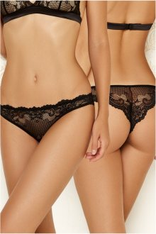 Kalhotky Anabel Arto 8057 - barva:ANAB01/Černá, velikost:L