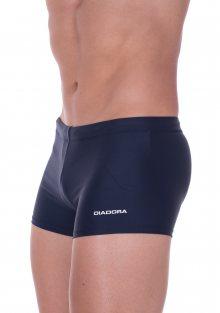 Pánské boxerkové plavky Diadora 71516 M Tm. modrá