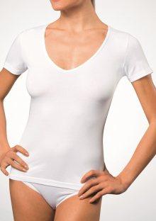 Dámské tričko Cotonella AD113 XXL Bílá