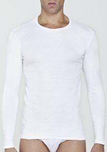 Pánské tričko Pierre Cardin Mosca M Bílá