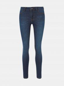 Tmavě modré skinny fit džíny Jacqueline de Yong Nikky - S