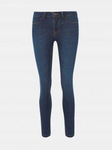 Tmavě modré skinny fit džíny Jacqueline de Yong Nikki - XS