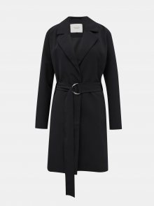 Černý lehký kabát Jacqueline de Yong Nella - XS