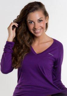 Dámský pyžamový top Calvin Klein S2659E M fialová calvin