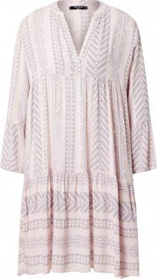 ZABAIONE Košilové šaty \'Vivi\' růžová / fialová