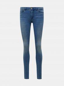 Modré skinny fit džíny ONLY Royal - XS