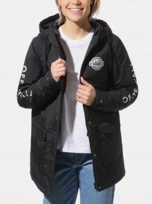 Černá dámská bunda VANS - XS