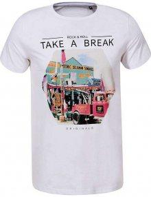 Pánské bavlněné tričko Glo Story