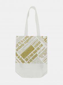 Bílá taška SAM 73